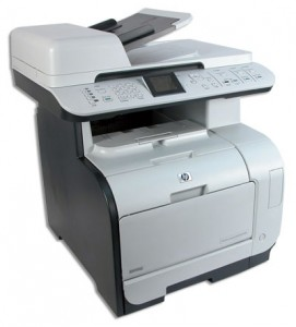 HP LaserJet CM2320 mfp